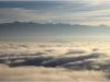 Grenoble et Belledonne - Mer de nuages - 28 novembre 2011