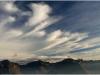 Ciel de Chartreuse depuis Vercors - 3 novembre 2010