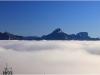 Chartreuse et mer de nuages - 12 octobre 2011