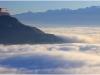 Mer de nuages - 25 novembre 2011