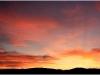 Coucher de soleil à Lans en Vercors - 24 novembre 2009