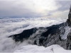 Lans en Vercors - 1ère sortie ski de rando - 8 novembre 2009