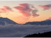 Mer de nuages depuis le Vercors - 22 janvier 2010