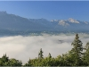 Plateau du Vercors - En direction de Villard de Lans - Matin du 1er août 2011