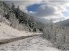 Route de la Sierre - Lans en Vercors - 2 janvier 2010