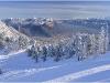 Chartreuse , Grenoble, Mont Blanc et Belledonne depuis Lans en Vercors - dimanche 21 février 2010