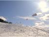 Kitesurf à Lans en Vercors - le 30 janvier 2010