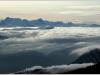 Hautes Alpes depuis le Vercors - 22 decembre 2012
