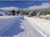 Neige précoce à Autrans - 29 octobre 2012