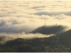 Panorama avec mer de nuages depuis le Vercors - 25 novembre 2011