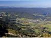 Plateau du Vercors depuis le Pic St Michel - 23 septembre 2013