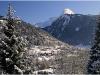 La montagne, du côté de Morzine - 21 janvier 2010