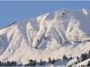 la montagne, du côté de Châtel - 21 janvier 2010
