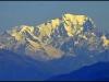Mont Blanc, depuis le Vercors, dimanche 19 octobre 2008