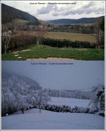 Comparatif - Lans d'hier et Lans d'Aujourd'hui ...
