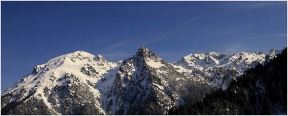Massif de Belledonne - 16 février 2009