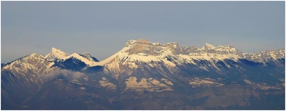 Massif de Chartreuse - 16 février 2009