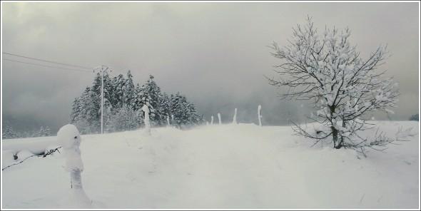 Lans en Vercors - 1er Décembre 2009