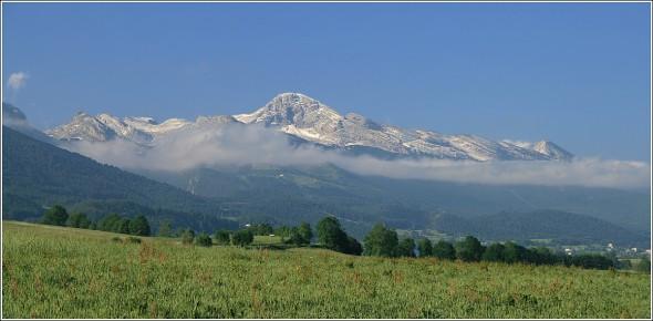 Plateau du Vercors - Grande Moucherolle (2294m) - 22 juin 2010