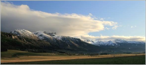 Plateau du Vercors - Mecredi 30 décembre 2009