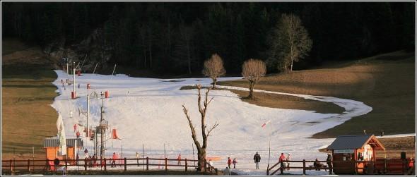 Parc de l'Aigle - Lans en Vercors - Mecredi 30 décembre 2009