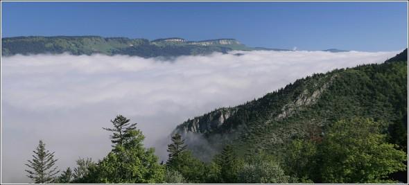 Lans en Vercors - Sommet de Charande depuis la Sierre (1400m)