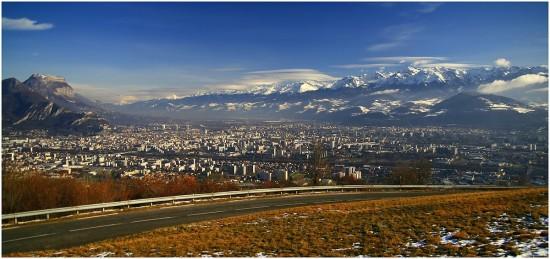Grenoble 20 décembre 2008 - 14h après la naissance de mon Lulu ...