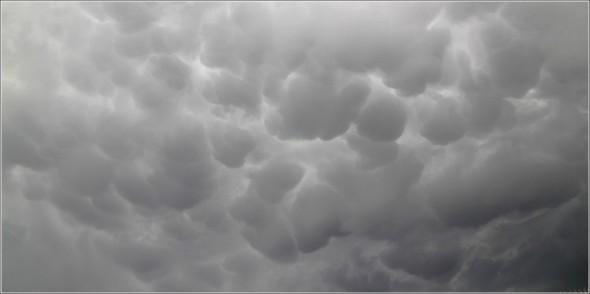 Mammatus - Ciel de Lans en Vercors - 12 juillet 2011