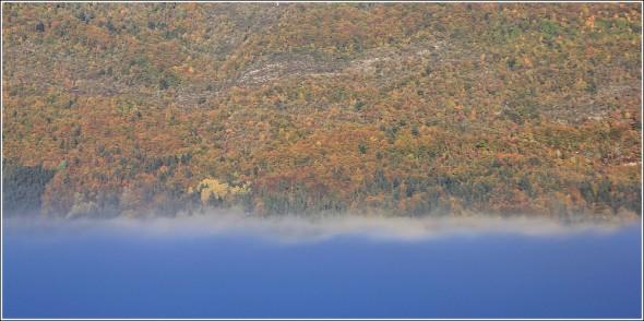 Couleurs d'automne à Lans en Vercors - 16 octobre 2011