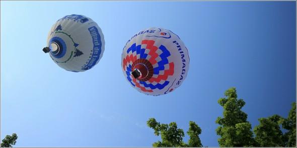 Montgolfières en Vercors - 10 juillet 2011