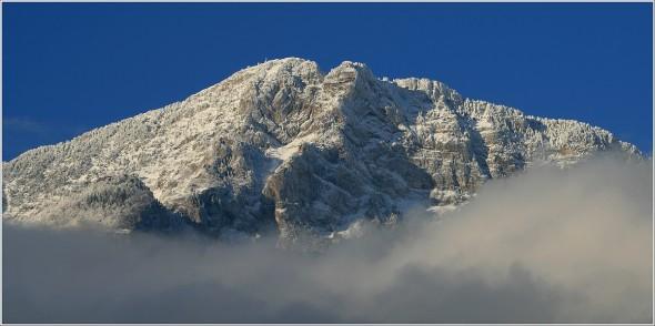 Vercors / Moucherotte - 1901m - Depuis Grenoble, 17 novembre 2010