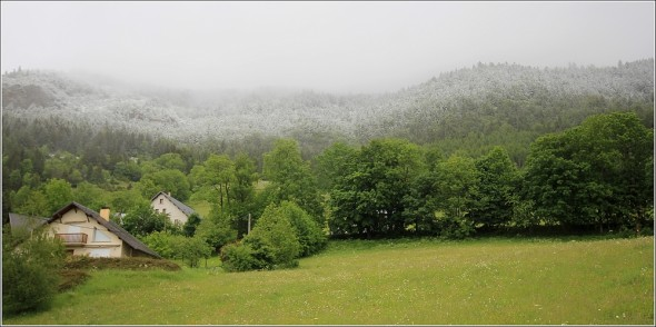 Lans en Vercors - La Sierre - 1400m - 1er juin 2011