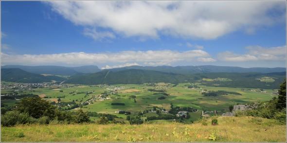 Le Belvédère - Plateau du Vercors - 31 juillet 2011