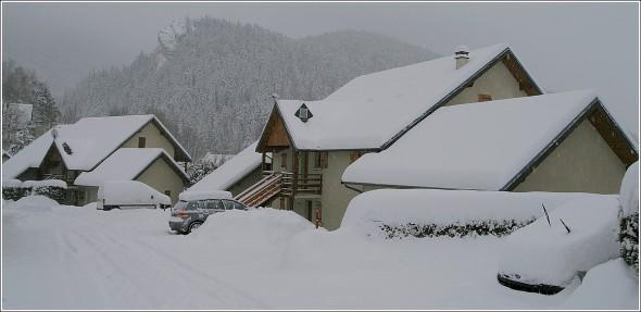 Lans en Vercors - 8 janvier 2010