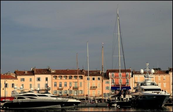 Saint Tropez - Mai 2009