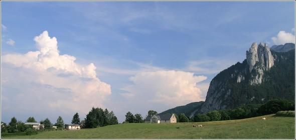 St Nizier du Moucherotte et les 3 pucelles - 30 juin 2010