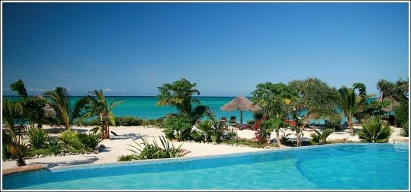 Notre Hôtel à Zanzibar ...