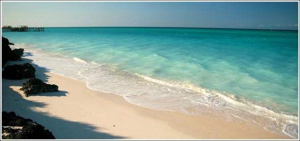 Plage de Zanzibar ...