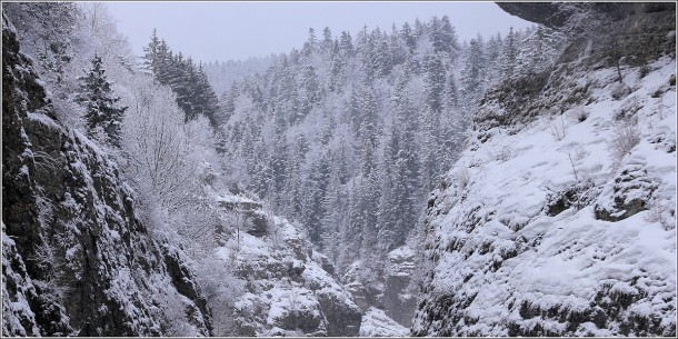Gorges du Furon - Lans en Vercors - 8 mars 2012