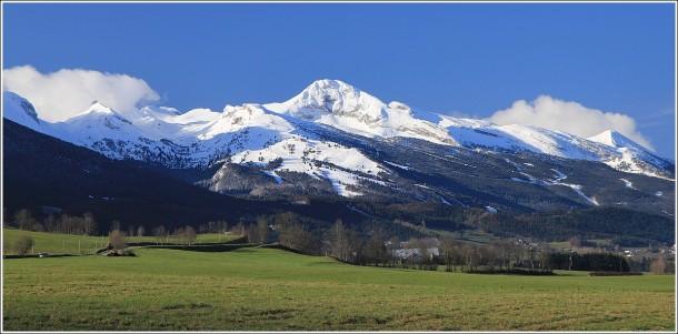 Plateau du Vercors - La Grande Moucherolle - Villard de Lans - 23 avril 2012