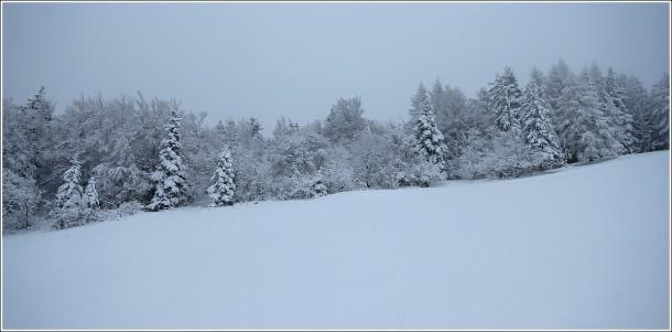 Lans en Vercors - Domaine Alpin - 1400m - 15 avril 2012