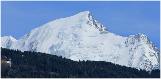 Massif du Mont Blanc - Aiguille de Bionnassay - 4052m - 11 mai 2012