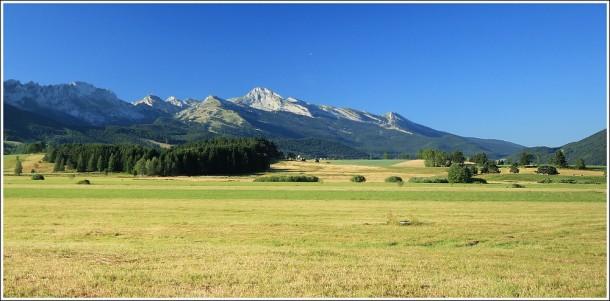 Plateau du Vercors - 23 juillet 2012