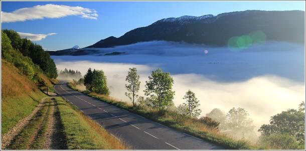 Lans en Vercors - Route d'Autrans - 27 septembre 2012