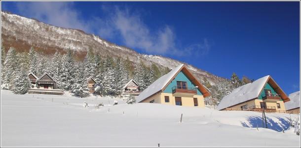 Lans en Vercors - Lendemain de tempête de neige - 29 octobre 2012
