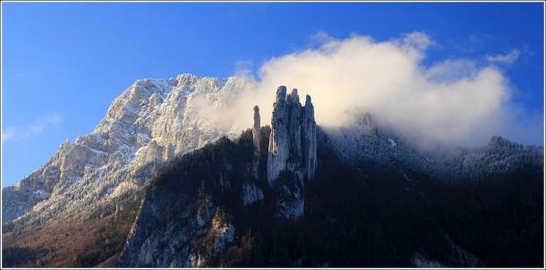 Saint Nizier du Moucherotte - 7 novembre 2012