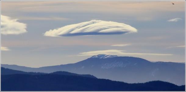 Vercors Sud depuis Lans en Vercors - 28 décembre 2012
