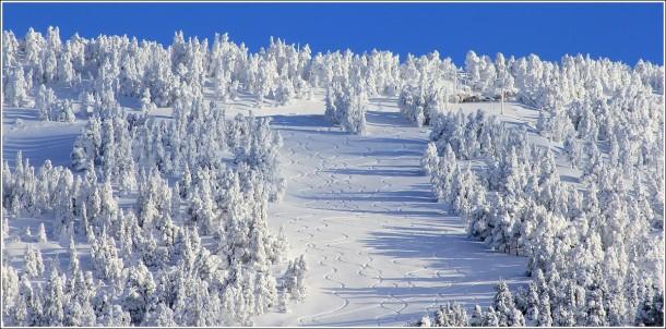 Lans en Vercors - La Sierre - 6 décembre 2012