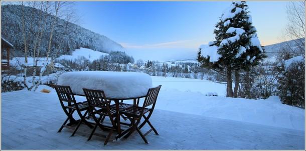 """""""La Table"""" - Lans en Vercors - 16 janvier 2013"""