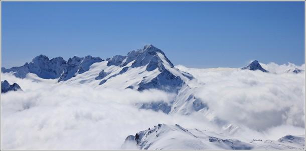 Les 2 Alpes - 31 mars 2014